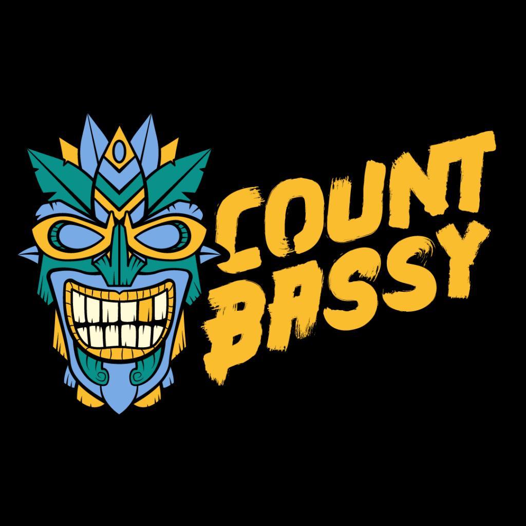 Count Bassy Logo Design MB V5 18 1